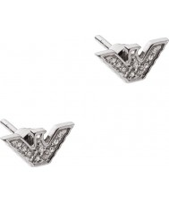 Emporio Armani EG3027040 Дамы стерлингового серебра тон серьги