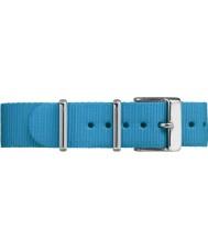 Timex TW7C07400 Weekender Фэрфилд синий нейлон ремешок