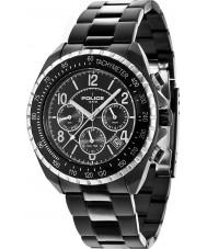 Police 14343JSBS-02M Мужские военно-морские часы v watch