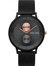 Police 15402JSB-61MM Мужские часы из беркеля